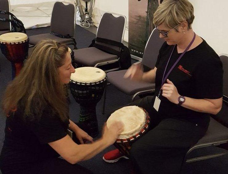 Evidence & Research- Holyoake | Leading Therapeutic Drumming Program | Facilitator Training | DRUMBEAT Facilitator Workshop