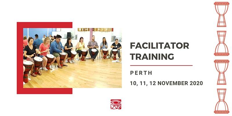 DRUMBEAT 3 Day Facilitator Training Perth