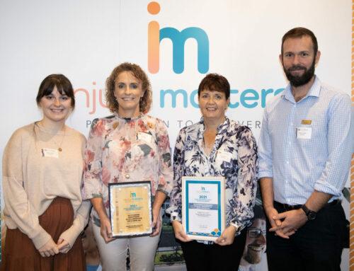 Holyoake WCADS Prevention Team wins Award
