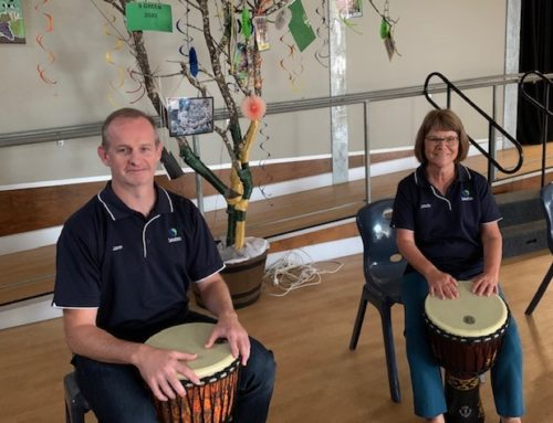 Community Hero: Janelle Wheatley drumming up essential wellbeing services