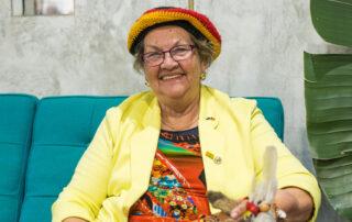 Holyoake welcomes Marie Taylor | Aboriginal Elder